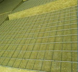 加钢丝网玻璃棉板