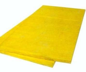 憎水玻璃棉保温板